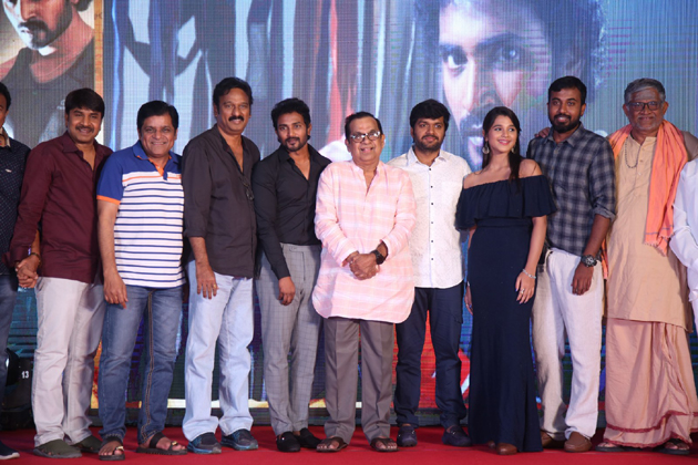 Krishna Rao Supermarket Movie Pre Release Event Photos