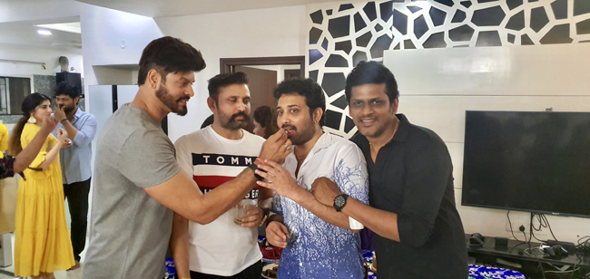 Siva Balaji Birthday Celebrations