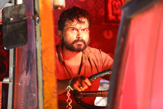 KHAIDI Movie Stills
