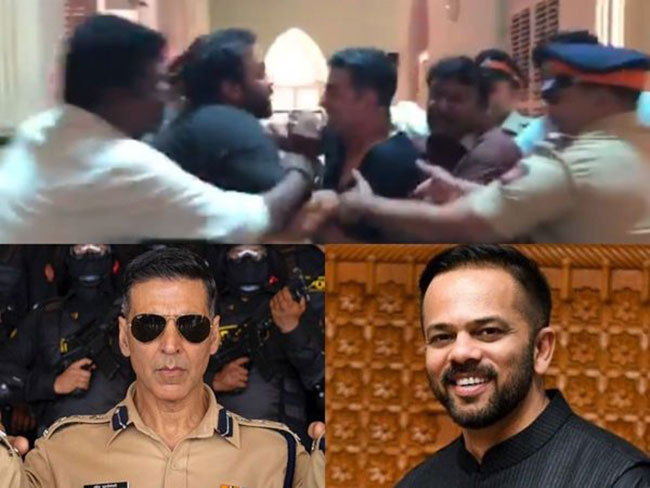 Akshay who made that gossip come true Rohit
