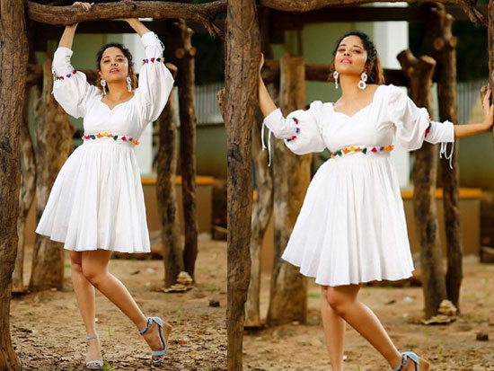 Anasuya Bharadwaj Latest Photos
