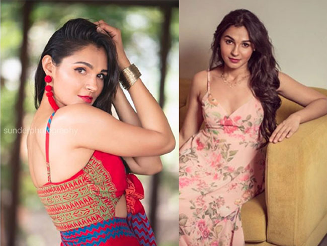 Andrea Jeremiah Instagram Photos