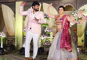 Bollywood guest for actress Archanas wedding