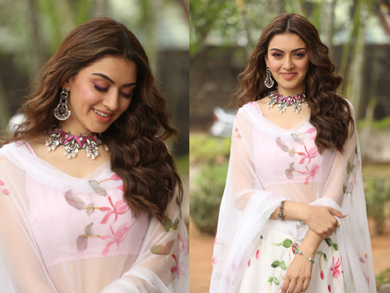 Hansika Motwani Beautiful Pics