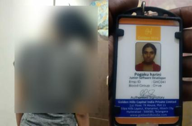 Lady Techie Commits Suicide In Hostel At Gachibowli