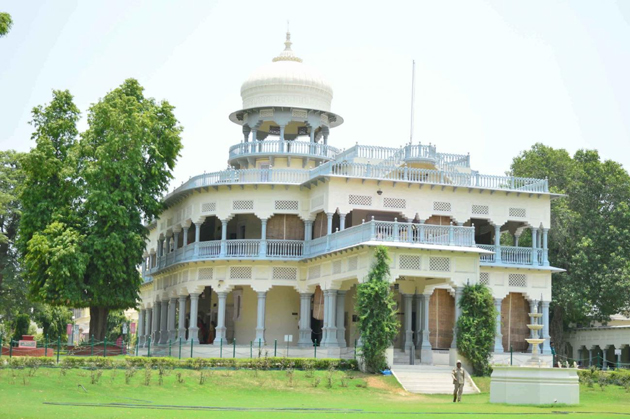 Nehru Anand Bhawan gets Rs 4.35 crore tax notice