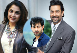 Ramyakrishna Paring With Madhavan In Varun Tej New Movie