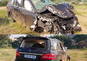 What Is The Reason Behind Hero Rajasekhar Car Accident?