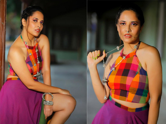 Anasuya Latest Awesome Photoshoot