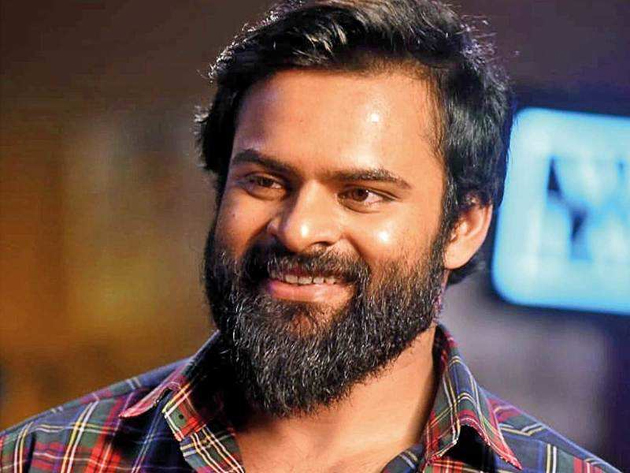 Sai Dharam Tej Realise on about Movie Scripts