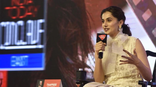 Taapsee Pannu impromptu opinion on sex and love