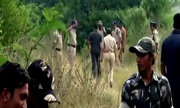 Two Police Injured During Disha Accused Encounter
