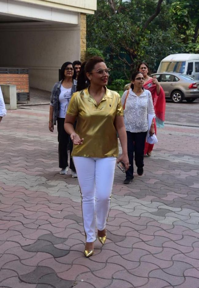 Rani Mukerji At Mardaani2 Promotions