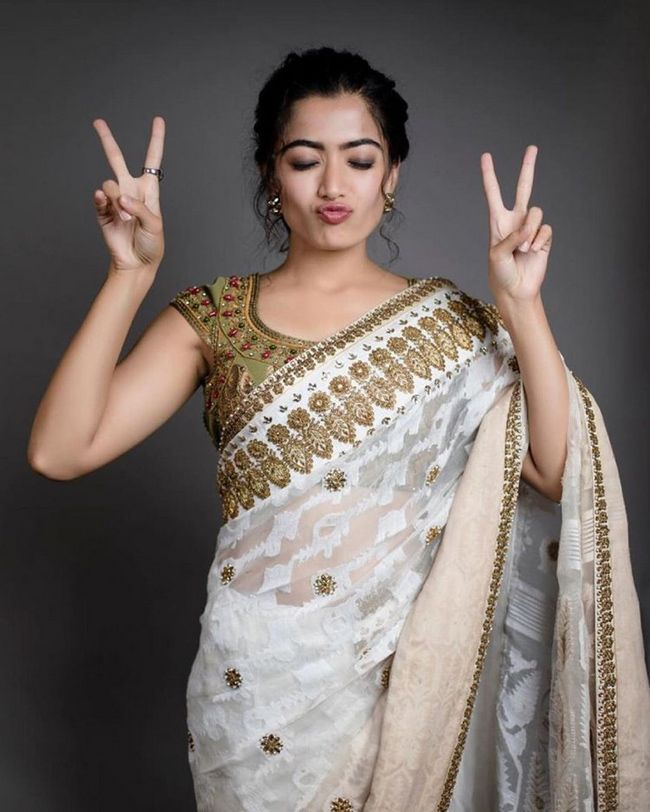 Rashmika Mandanna Latest Amazing Stills