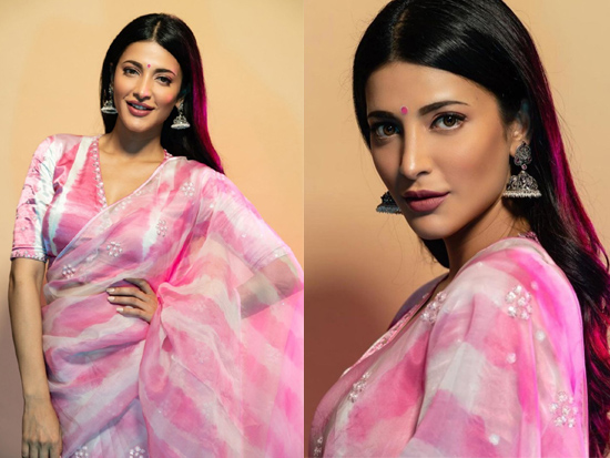 Shruti Haasan Latest Stunning Photoshoot