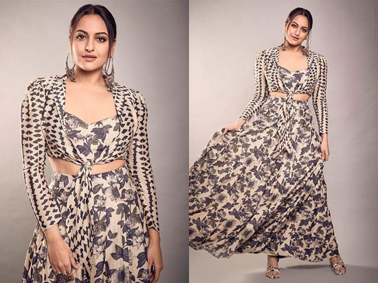 Sonakshi Sinha Latest Photoshoot