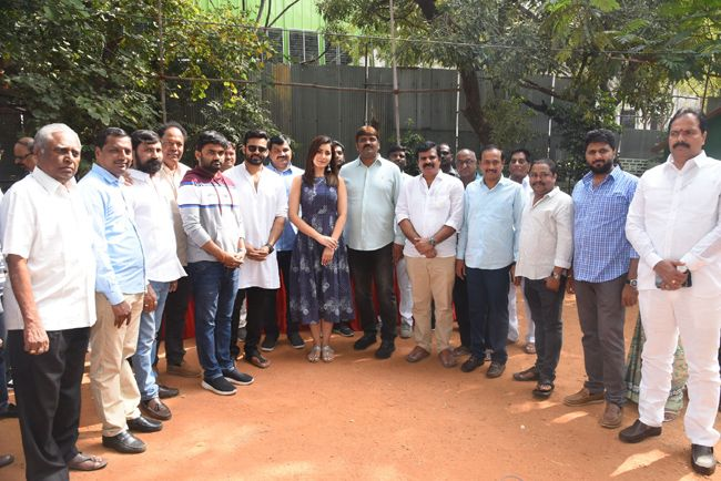 Film News Casters Association Green India Challenge Matter And Stills
