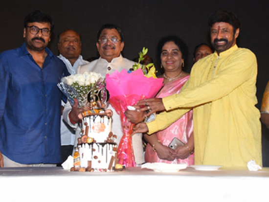 Producer C kalyan Birthday celebrations Photos