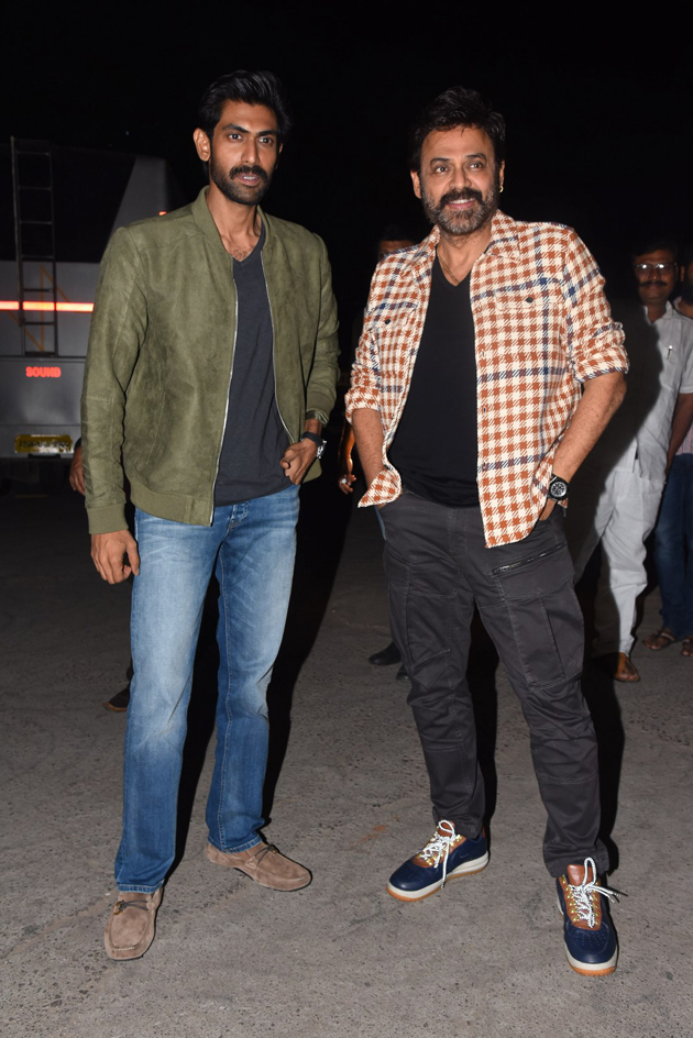 Venky Mama Musical Night Photos