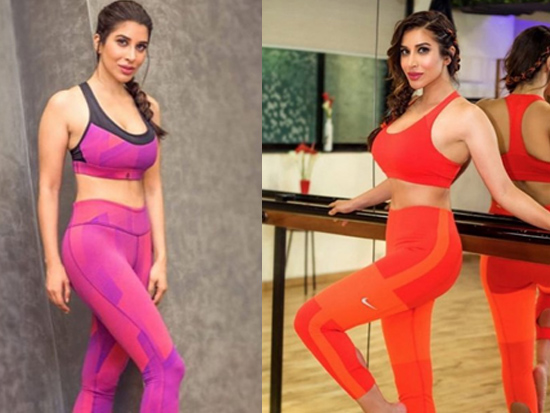 Charming Girl Sophie Choudry Beauty Looks