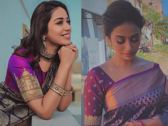 Nivetha Pethuraj Captivating Pictures