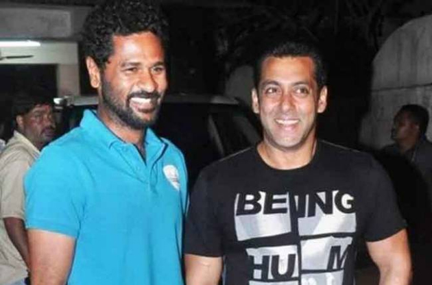 Prabhu Deva to direct Tiger 3 for Salman Khan