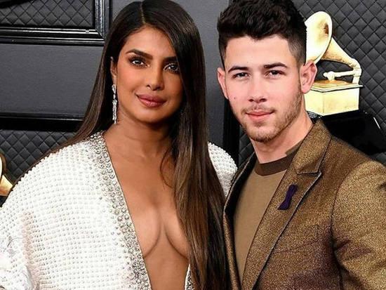 Priyanka Chopra Looking Gorgeous At Grammy 2020 Awards