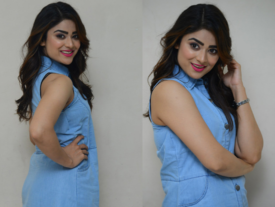 Priyanka Sharma At Savari Trailer Launch
