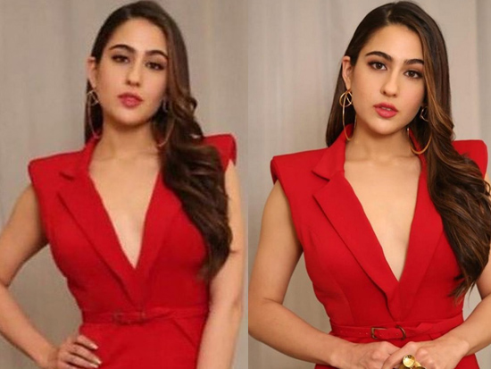 Sara Ali Khan Looking Stunning