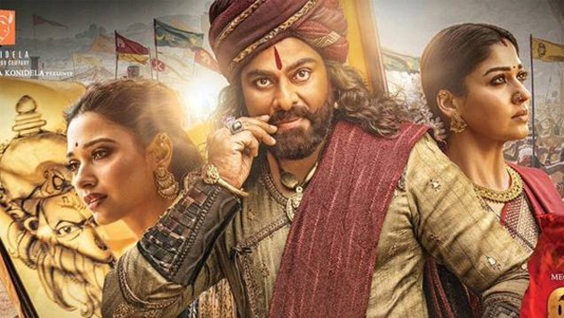 Sye Raa Movie Fails in Small Screen