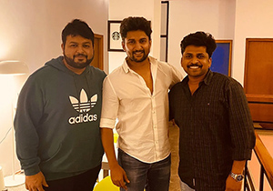 Thaman promises lovely album for Nani