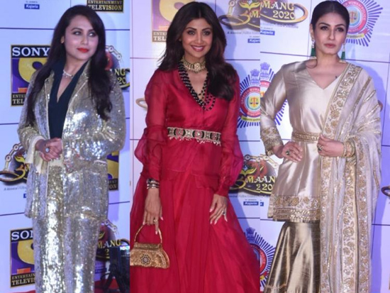 Celebs At Umang 2020 Event