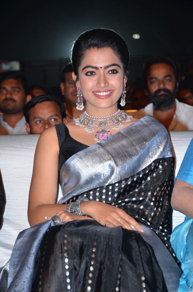 Rashmika At Sarileru Neeku Evvaru Blockbustka Baap Celebrations