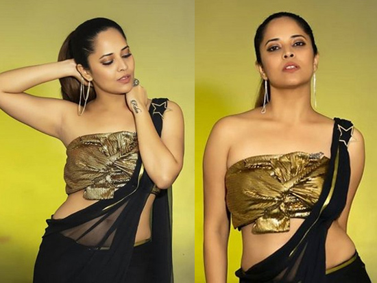 Anasuya Gorgeous Images