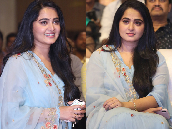 Anushka At Hit Pre Release Event Photos