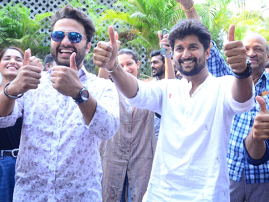Hit Movie Success Celebration Photos