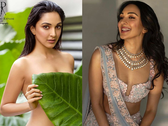 Kiara Advani Awesome Photoshoot Pics