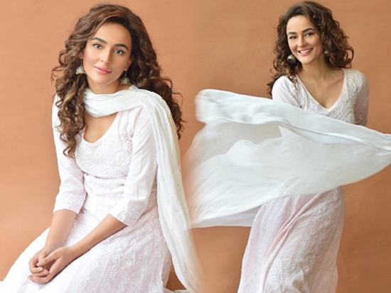 Seerat Kapoor Beauty Looks