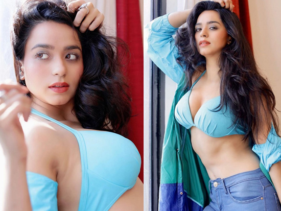Soundarya Sharma Sizzling Pictures