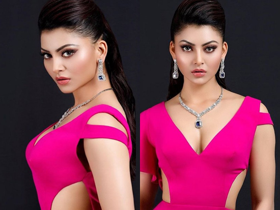 Urvashi Rautela Looking Like Queen
