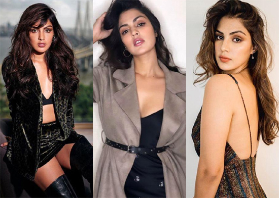 Rhea Chakraborty Photo Shoot