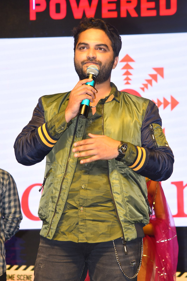 HIT Pre Release Event At Vizag  Photos