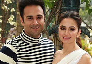 Kriti Kharbanda on Pulkit Samrat