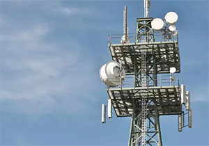 Cell Towers Destroyed Fearing COVID Spread