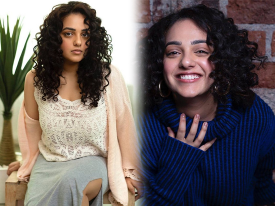 Nithya Menen Captivating Pictures
