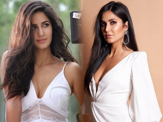 Katrina Kaif Looking Awesome In White