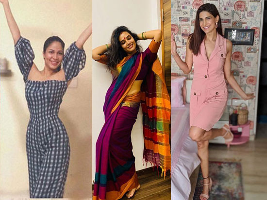 MAY 24th Actress Instagram Images