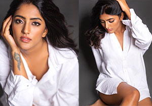Eesha Rebba shared a breath ceasing pictures