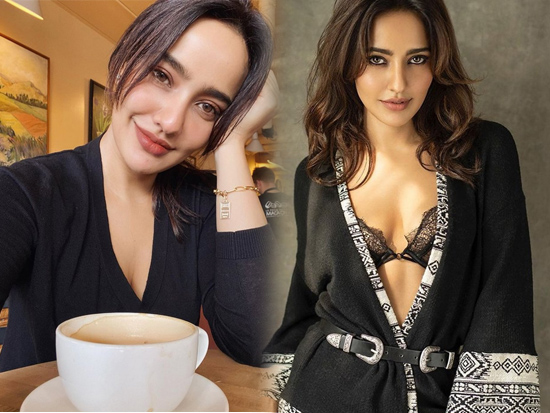 Neha Sharma Glam Looks