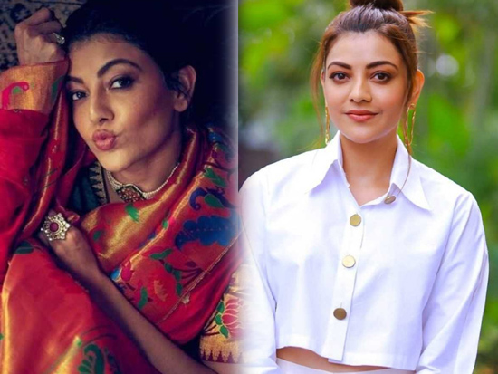 Kajal Joyful Looks